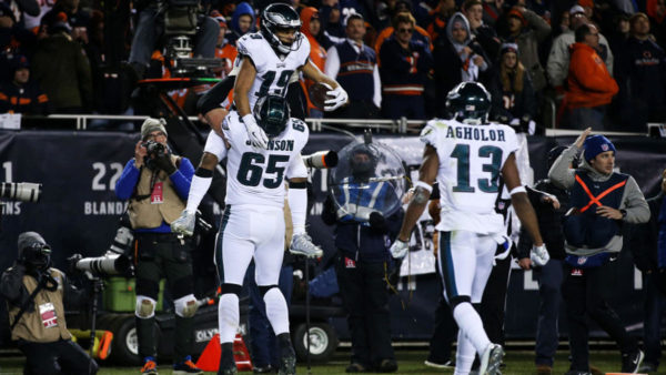 Eagles' Magical Run Continues With Dramatic Wild Card Win