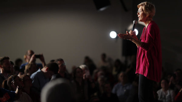 Warren Wows in 1st Campaign Swing Amid Electability Questions: Analysis