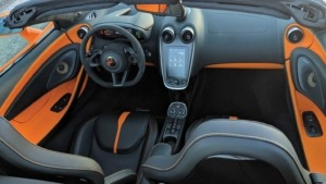 2019 McLaren 570S Spider: the side of the brain you favor | Chicago News