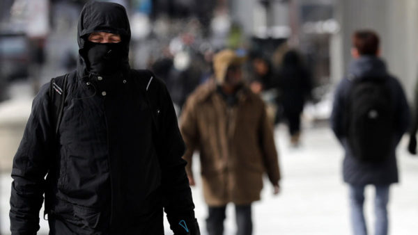 LIVE BLOG: Chicago Weather: Tracking the Dangerous Deep Freeze