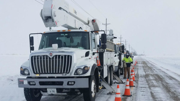 ComEd Working to Restore Power to Thousands During Deep Freeze