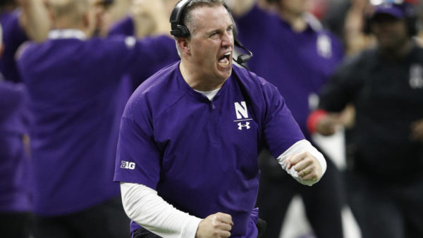 Pat Fitzgerald's Agent Dismisses NFL Rumors