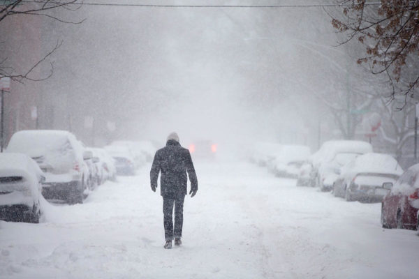 Developing System Could Bring Significant Snow to Chicago Area This Weekend