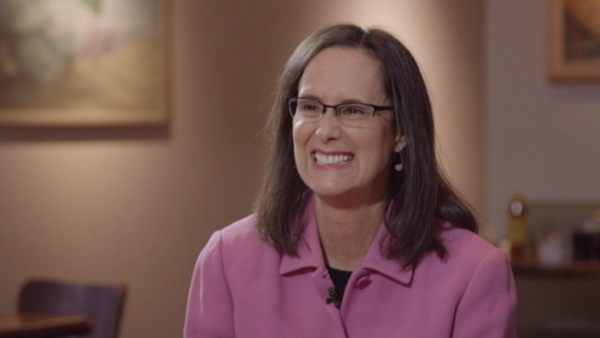 Lisa Madigan, on Her Way Out – and Like You've Never Seen Her Before