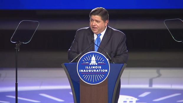 'Thank You Illinois, For Your Faith in Me'