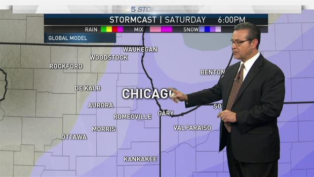 [CHI] Chicago Weather Forecast: Plenty of Clouds