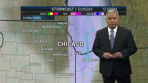 [CHI] Thursday Afternoon Forecast