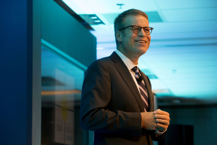 In this May 7, 2014 photo, Blake Nordstrom, co-president of Nordstrom, Inc. talks during the Nordstrom annual shareholders meeting in downtown Seattle. | Erika Schultz/The Seattle Times via AP