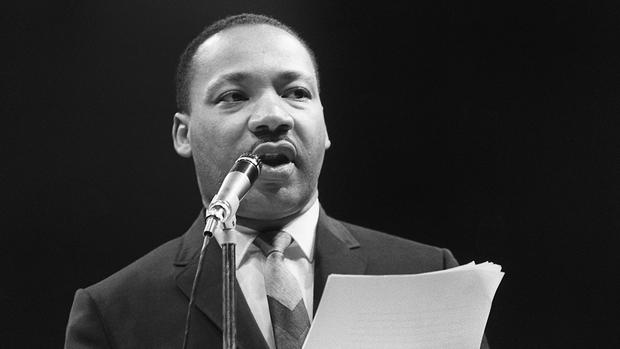 The Life of Dr. Martin Luther King, Jr.