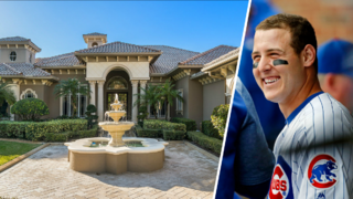Cubs' Rizzo Puts Florida Mansion on the Market for $2.2M