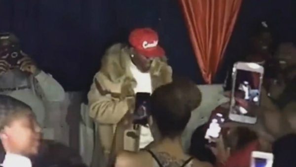 Videos Show R. Kelly at Chicago Nightclub Amid Misconduct Allegations