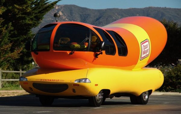 Oscar Mayer Wienermobile: Long Chicago history