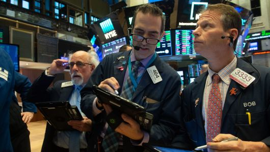 Stocks usually win in the week after tax day