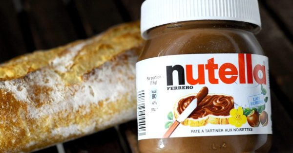 Get a free jar at Nutella Cafe Chicago