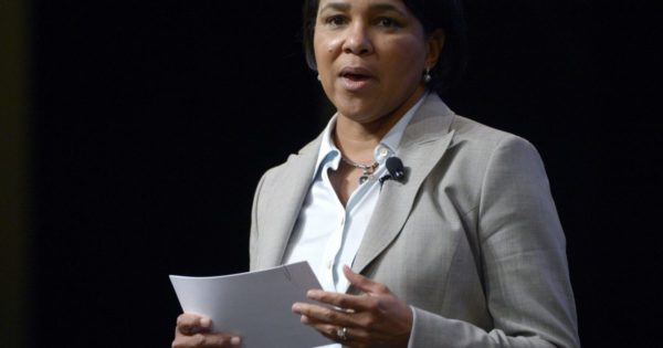Starbucks executive Rosalind Brewer added to Amazon's board of directors