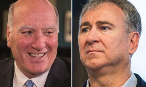 Billionaire Ken Griffin gives another $1 million to Bill Daley's campaign