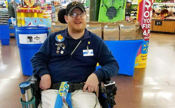 Walmart is getting rid of greeters; disabled workers worried