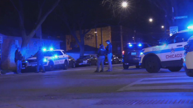 [CHI] Off-Duty Suburban Detective Shot on Chicago's South Side