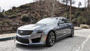 2019 Cadillac CTS-V Review by Chicago News | Chicago News