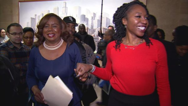 Dorothy Brown Endorses Amara Enyia in Race for Chicago Mayor