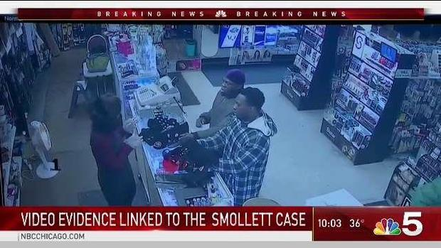 Brothers in Smollett Case Appear on Security Footage