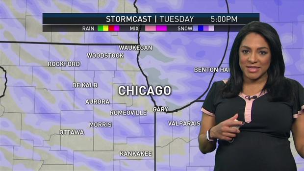 [CHI] Chicago Weather Forecast: Wind Advisory Takes Effect
