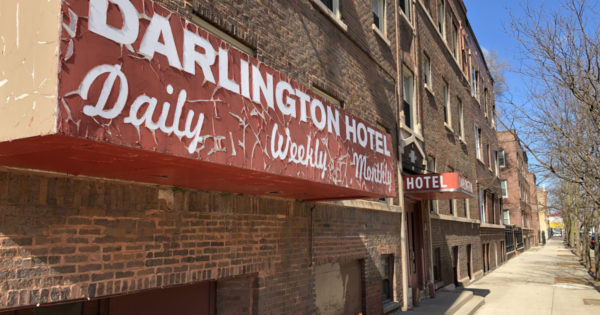 Residents of two Uptown single-room occupancy hotels have reason to fear future