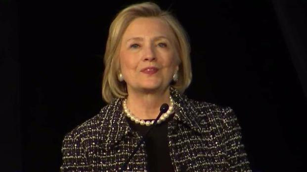 [CHI] Hillary Clinton Speaks at Wells Luncheon