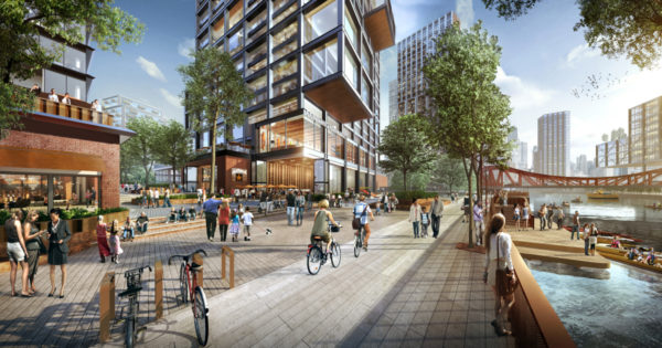 On eve of vote, developer agrees to reduce height and density of Lincoln Yards