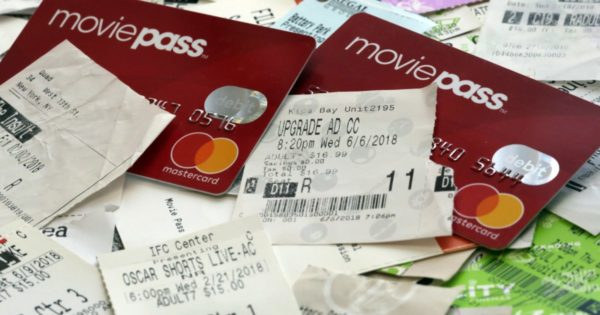 MoviePass $9.95 unlimited subscription plan is back —for a limited time