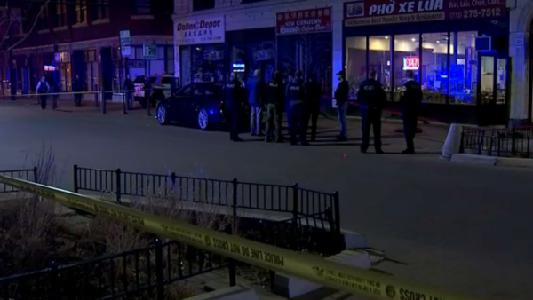 2 Critical After Uptown Shooting