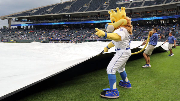 White Sox Opener Delayed by Rain