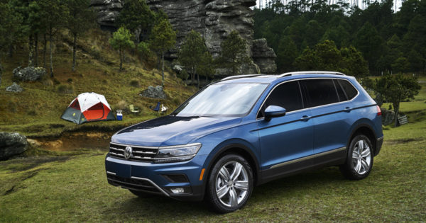 Volkswagen's compact SUV delivers big on premium looks