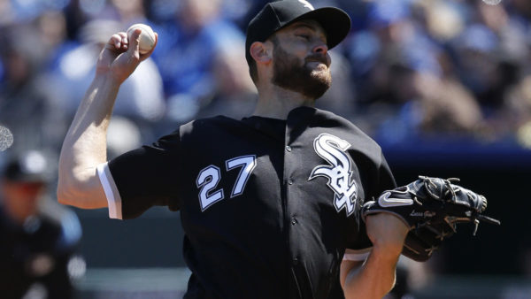Lucas Giolito Leads White Sox to First Win of Season