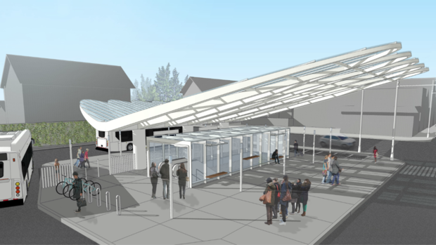 [CHI] City Unveils Plans for Upgrades at 2 Blue Line Stations