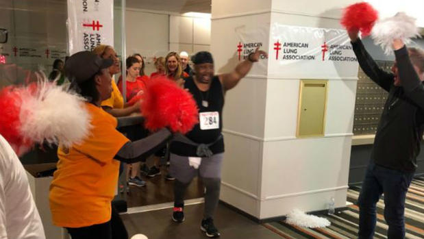 Hundreds Expected to 'Fight for Air Climb 2019'