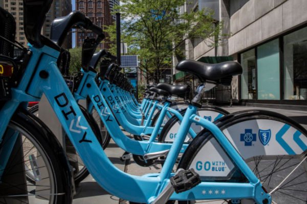 Emanuel pushes Lyft sponsorship and takeover of bike-sharing system for 9 years