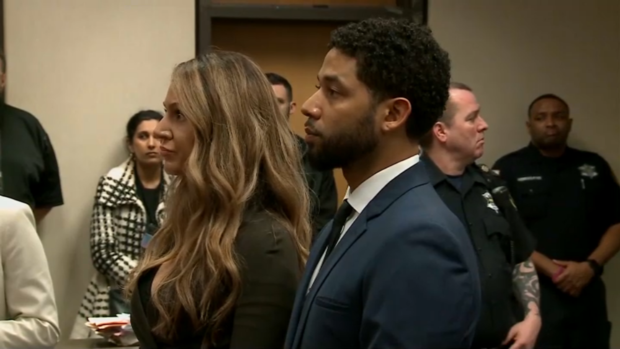 [CHI] Jussie Smollett Pleads Not Guilty to Disorderly Conduct