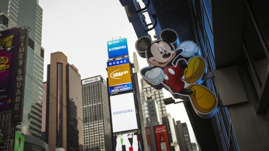 'It is the dawn of a new era at Disney'