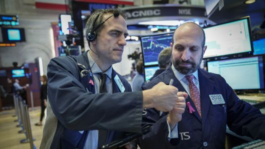 Global markets are rallying on China and Jamie Dimon