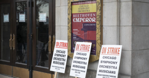 Invitation accepted: Symphony musicians, management to resume talks at City Hall