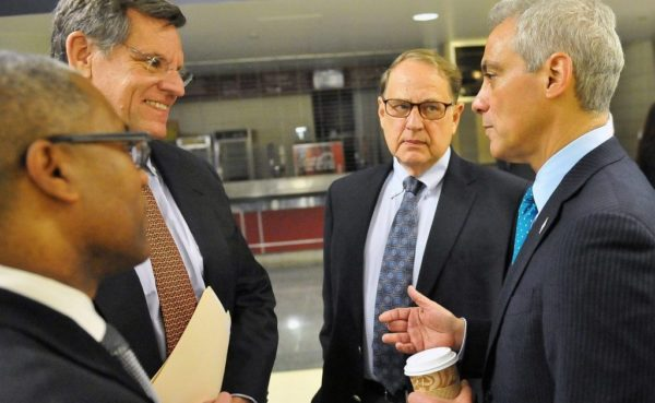 Emanuel blames decision to end 'crony capitalism' for parting shot from Wirtz