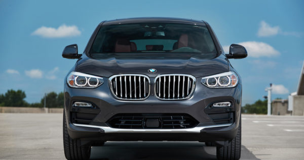 All-New 2019 BMW X4 is meshing of coupe-crossover