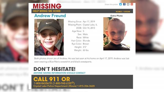 [CHI] Search for Missing Boy Continues