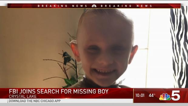[CHI] Divers Search Lake Near Missing 5-Year-Old's Home