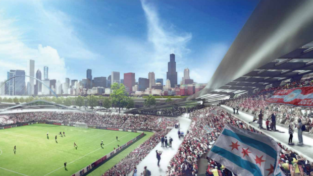 [CHI] Lincoln Yards Gains Approval From Committee
