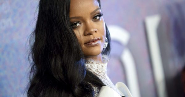 Rihanna launching new fashion label