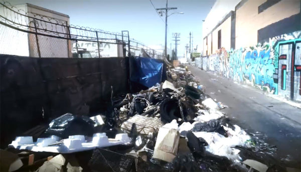 Rotting Trash Piles Sky-High in LA, Attracting Rats and Raising Concerns of a New Epidemic