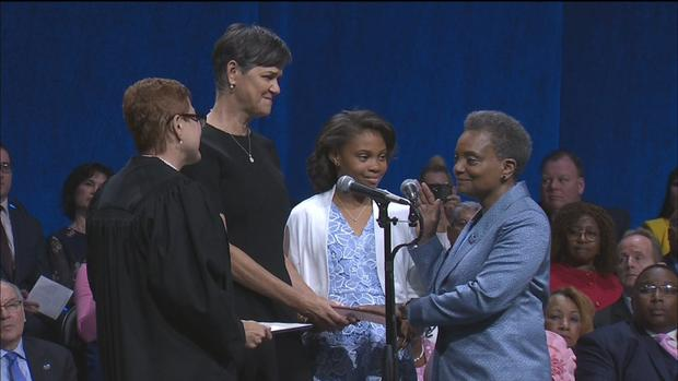 [CHI] Lori Lightfoot is Sworn In as Chicago Mayor