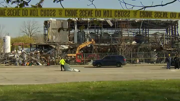 Authorities Provide Latest Updates on Waukegan Explosion